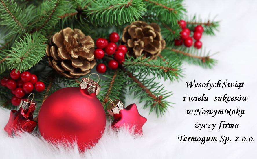 Życzenia Bożonarodzeniowe od Termogum_2012